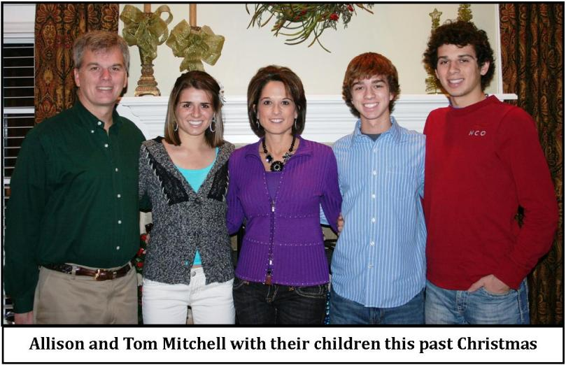 allison mitchell family