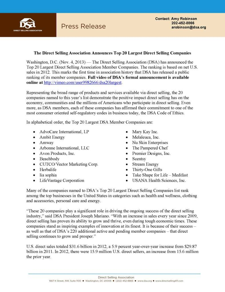 Top 20 Companies - DSA Press Release_Page_1